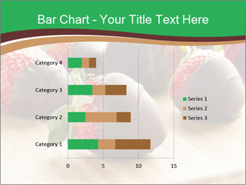 Gourmet Chocolate Covered Strawberries PowerPoint Templates - Slide 52