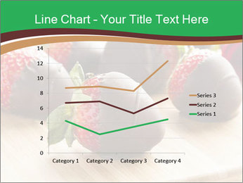 Gourmet Chocolate Covered Strawberries PowerPoint Templates - Slide 54