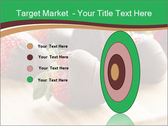 Gourmet Chocolate Covered Strawberries PowerPoint Templates - Slide 84