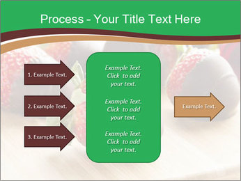 Gourmet Chocolate Covered Strawberries PowerPoint Templates - Slide 85