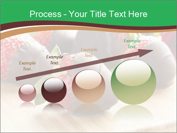 Gourmet Chocolate Covered Strawberries PowerPoint Templates - Slide 87