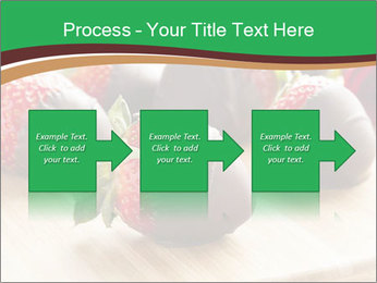 Gourmet Chocolate Covered Strawberries PowerPoint Templates - Slide 88
