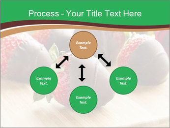 Gourmet Chocolate Covered Strawberries PowerPoint Template - Slide 91