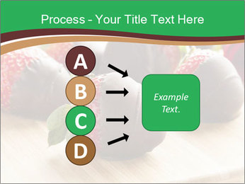 Gourmet Chocolate Covered Strawberries PowerPoint Template - Slide 94