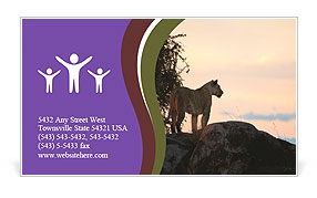 0000093732 Business Card Template