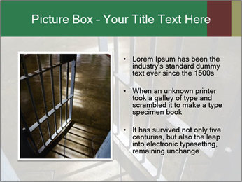 Metal bar door PowerPoint Templates - Slide 13