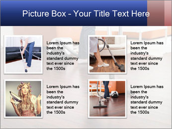 Attractive Female PowerPoint Template - Slide 14