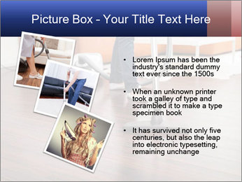 Attractive Female PowerPoint Template - Slide 17
