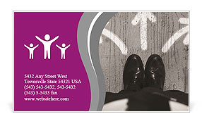0000093783 Business Card Template