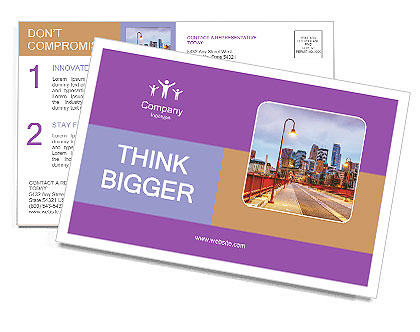 0000093802 Postcard Template