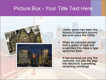 Downtown Minneapolis PowerPoint Template - Slide 20