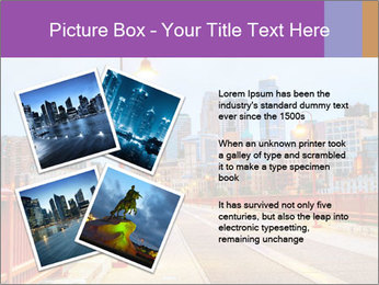 Downtown Minneapolis PowerPoint Template - Slide 23