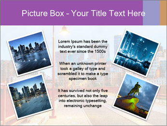 Downtown Minneapolis PowerPoint Template - Slide 24
