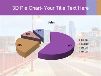 Downtown Minneapolis PowerPoint Template - Slide 35
