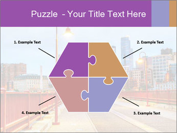 Downtown Minneapolis PowerPoint Template - Slide 40