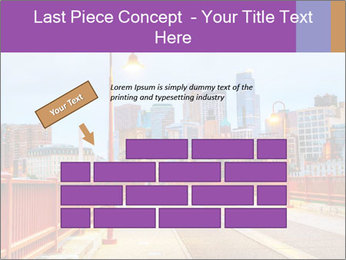 Downtown Minneapolis PowerPoint Template - Slide 46