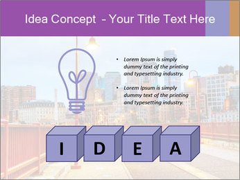 Downtown Minneapolis PowerPoint Template - Slide 80