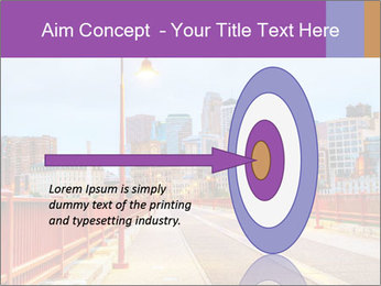 Downtown Minneapolis PowerPoint Template - Slide 83