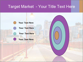 Downtown Minneapolis PowerPoint Template - Slide 84