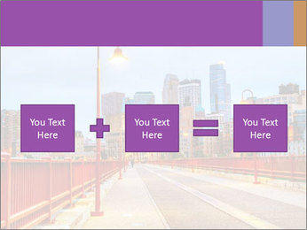 Downtown Minneapolis PowerPoint Template - Slide 95