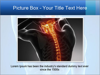 3d rendered PowerPoint Template - Slide 16
