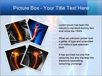 3d rendered PowerPoint Template - Slide 23