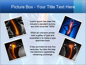 3d rendered PowerPoint Template - Slide 24