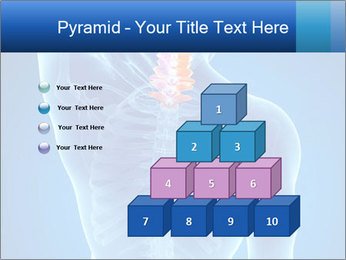 3d rendered PowerPoint Template - Slide 31