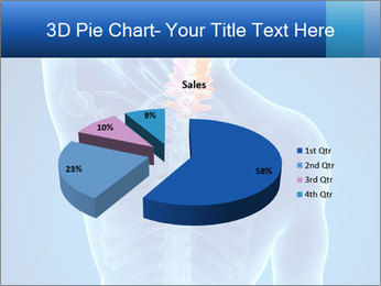 3d rendered PowerPoint Template - Slide 35