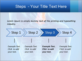 3d rendered PowerPoint Template - Slide 4