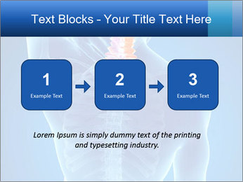 3d rendered PowerPoint Template - Slide 71