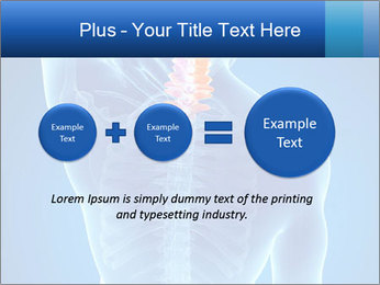 3d rendered PowerPoint Template - Slide 75