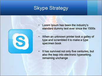 3d rendered PowerPoint Template - Slide 8