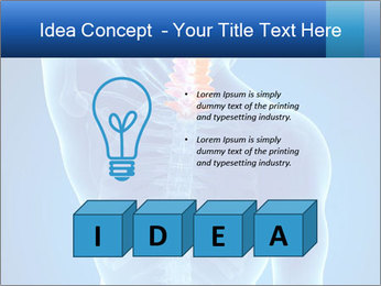 3d rendered PowerPoint Template - Slide 80