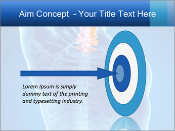 3d rendered PowerPoint Template - Slide 83