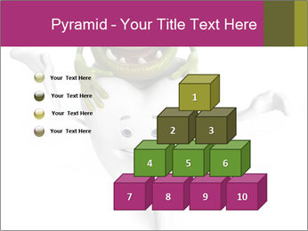 Funny tooth PowerPoint Template - Slide 31