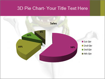 Funny tooth PowerPoint Template - Slide 35
