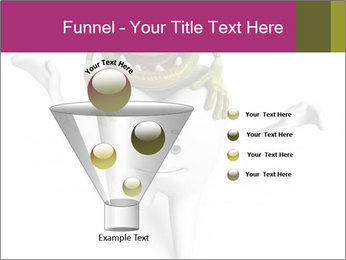 Funny tooth PowerPoint Template - Slide 63