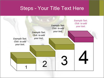 Funny tooth PowerPoint Template - Slide 64