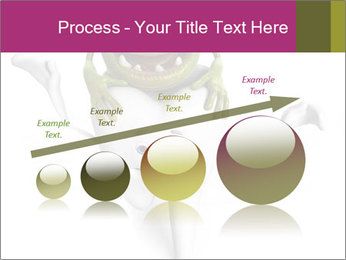 Funny tooth PowerPoint Template - Slide 87