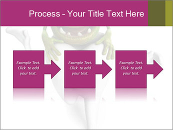 Funny tooth PowerPoint Template - Slide 88