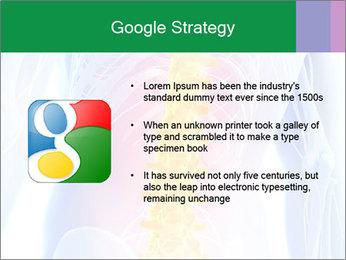3d rendered PowerPoint Template - Slide 10