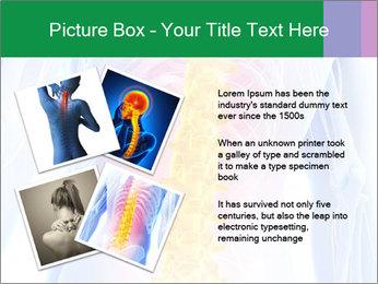 3d rendered PowerPoint Template - Slide 23