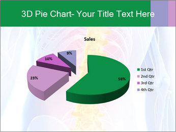 3d rendered PowerPoint Template - Slide 35