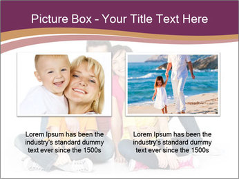 Portrait of the happy family PowerPoint Templates - Slide 18