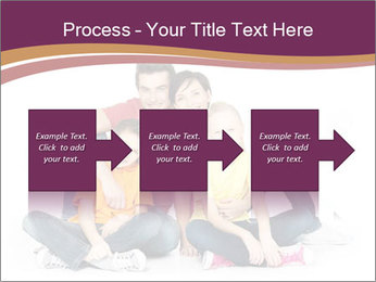 Portrait of the happy family PowerPoint Templates - Slide 88
