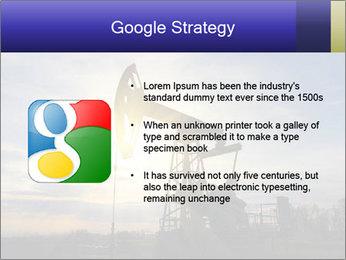 Working oil pump PowerPoint Template - Slide 10