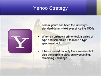 Working oil pump PowerPoint Templates - Slide 11