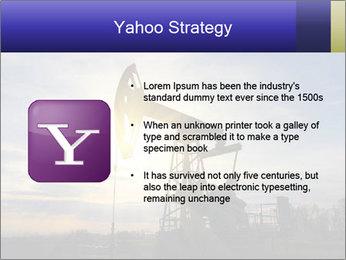 Working oil pump PowerPoint Template - Slide 11
