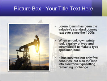 Working oil pump PowerPoint Templates - Slide 13